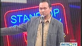 stand up comedy cak lontong 19-04-2012