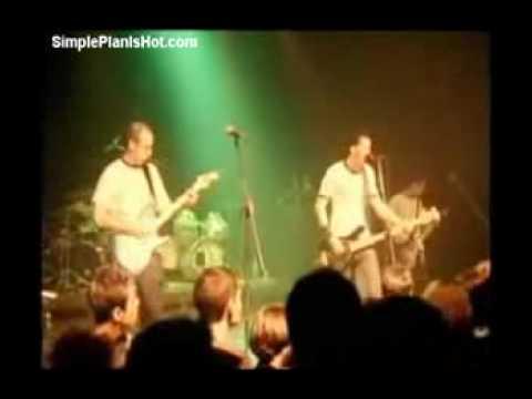 Simple Plan - First Date live @ Trois-Rivières 1999