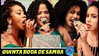 🎶 Grazzi Brasil, Débora Cruz, Millena Wainer e Júlia Castro l Quinta Roda dos Carnavarizados