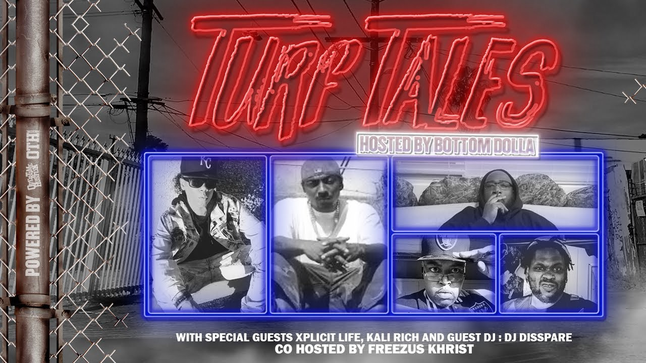 "Overtime Hustlin Presents ""Turf Tales"" Episode 36 Hosted by Bottom Dolla"