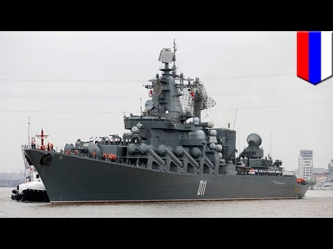 Russia sends fleet of warships towards Australia ahead of G20 summit