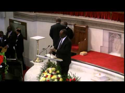 The Funeral Of An Africanist: Farewell To Elombe Brath