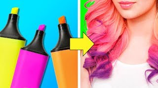 16 UNBELIEVABLE BEAUTY HACKS THAT WILL MAKE YOU SAY WOW thumbnail