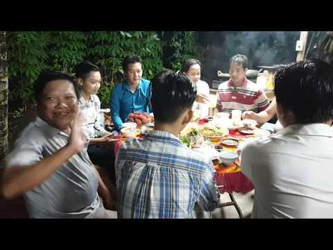 Live Sinh Nhật Thanh Thúy Gia Đình Đông Vui