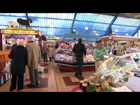 Marchnad Abertawe - Swansea Indoor Market