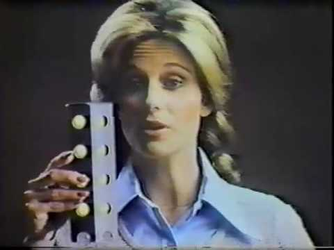Mary Frann 1977 Shell Insecticide Commercial