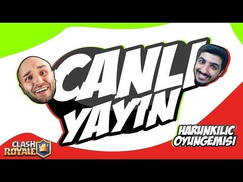TURNUVA AÇIYORUZ! w/ OYUN GEMİSİ - Clash Royale