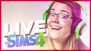 LIVE THE SIMS 4 - HOJE AS 20H