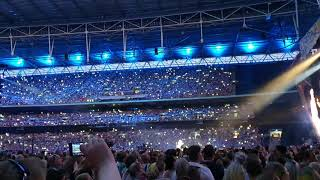 Pink - Time After Time(Cyndi Lauper cover) - Wembley Stadium