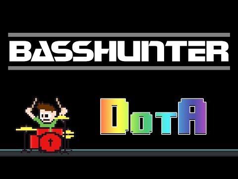 Basshunter - DotA (Drum Cover) -- The8BitDrummer