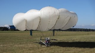 Smallest Airship by Voliris - Guinness World Record