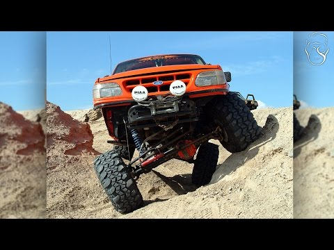 Am mers offroad !!