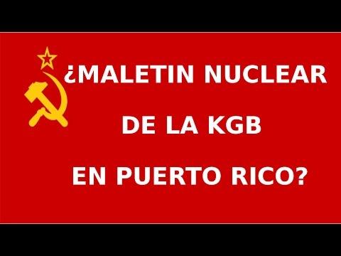 ¿MALETIN NUCLEAR EN PUERTO RICO?