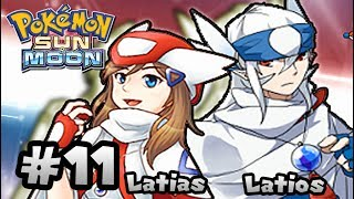 Pokémon Human Form 11 | Vs. Eon Duo Latias & Latios