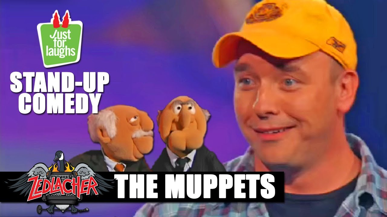 Pete Zedlacher - Just For Laughs 2012 with The Muppets