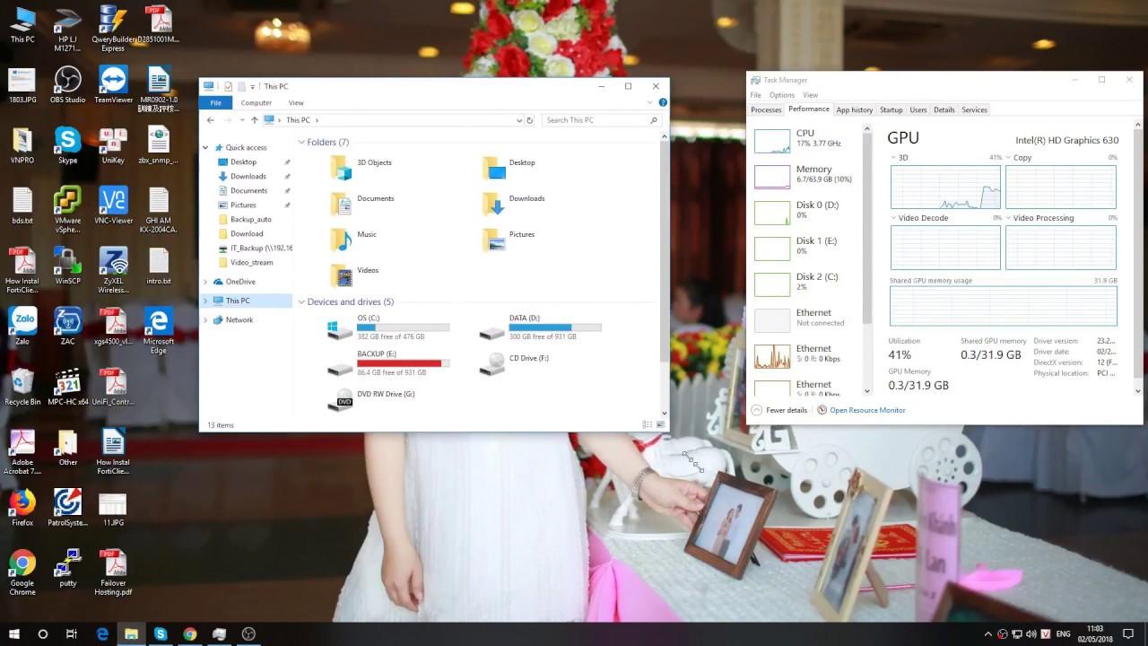 Hướng dẫn xóa thư mục Windows.old trên Windows 10