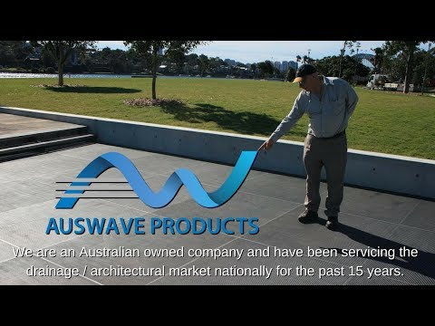 Auswave Stainless Steel Products & Click Drain® - Tiles, Drains, Grates & Covers