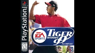 Tiger Woods PGA Tour Golf 99 (Japan) PSX All FMVs