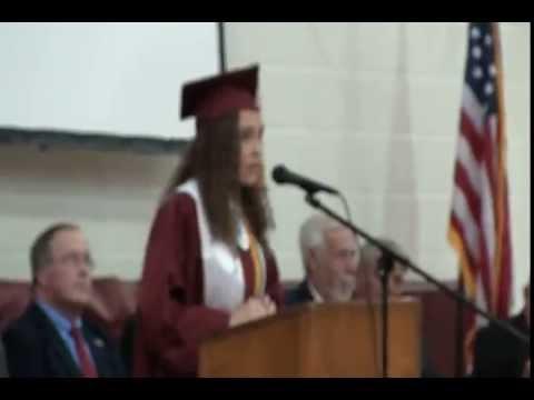 Garrard County High School 2015 Graduation