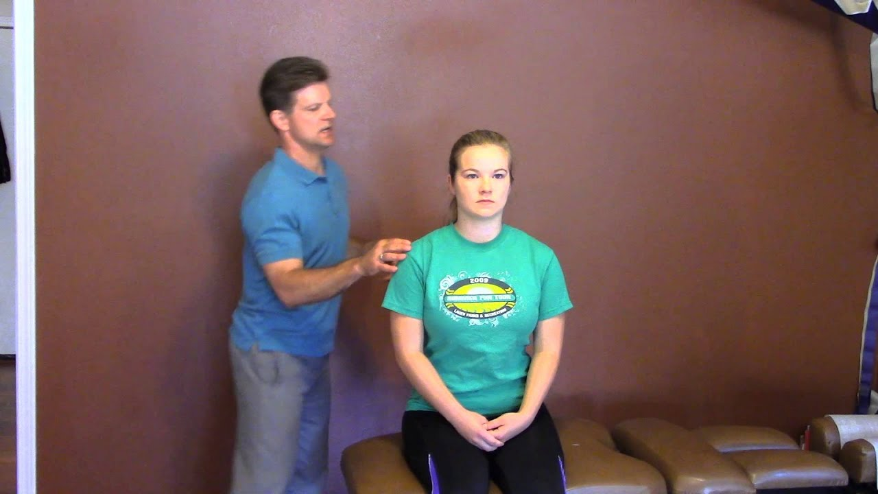 Neck Stretches and Exercises with Dr. Steve Sandifer