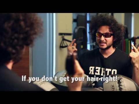 Gym Hair Style!