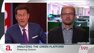 Analysing the Green Party Platform