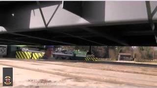 видео Домкраты гидравлические ножничные, 4-7 тонн