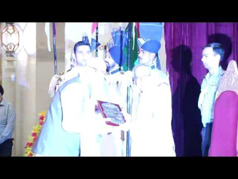 President presents Sangeet Natak Akademi Fellowships and Awards   23 10 2014 edited