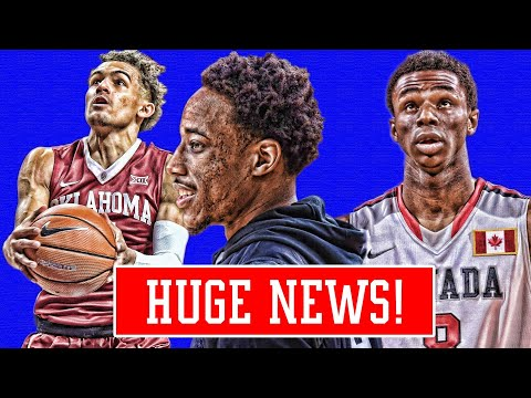 DEROZAN FOR WIGGINS TRADE! BULLS PROMISE TO DRAFT PLAYER! KNICKS LOVE TRAE YOUNG! | NBA NEWS