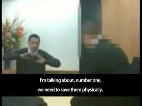 Genocidio en Corea del Norte (Ingles)...Missionary Relief Society-Bro Adalberto Santiago