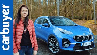 Kia Sportage SUV 2019 in-depth review - Carbuyer