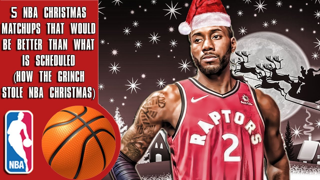 Nba Christmas.5 Nba Christmas Matchups That Would Be Better Than What Is Scheduled