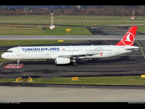 Turkish Airlines A321 Safety Video (2017)