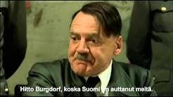 Hitler suunnittelee pitävänsä vuoden 2024 olympialaiset Helsingissä