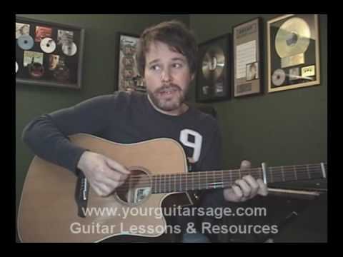 Guitar Lessons - Such Great Heights by The Postal Service ...