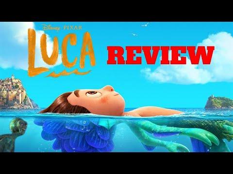 Luca - Is It Good or Nah? (Pixar Review)