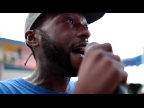 Devon Glover, The Sonnet Man - Sonnet 18 (Live in Negril, Jamaica)