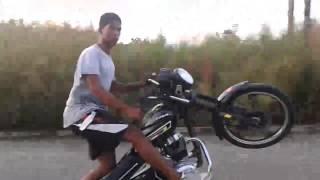 Motopiruetas Guacara Stunt Bike