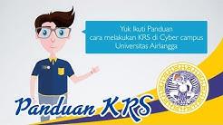 Panduan KRS Cyber Campus Universitas Airlangga