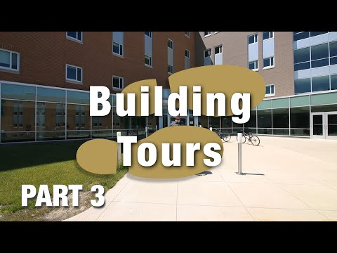 Housing Building Tours Part 3: Oak View Hall