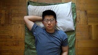 Why I Sleep on the Floor | Minimalism