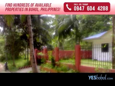 House and Lot for Sale in Tagbilaran City Bohol