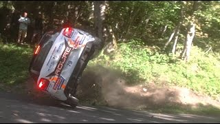 Crash DS3 N°79 Rallye du Mont Blanc 2016 by Ouhla lui
