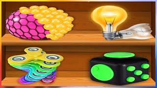 Anti stress fidgets 3D cubes - calming games - Gameplay Walkthrough screenshot 5