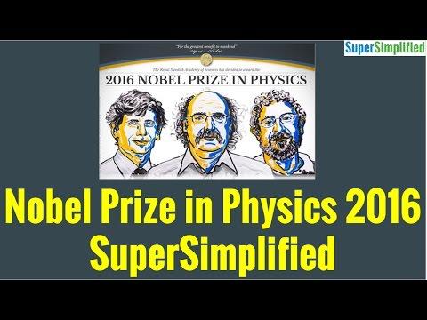 Nobel Prize Physics 2016 Explained