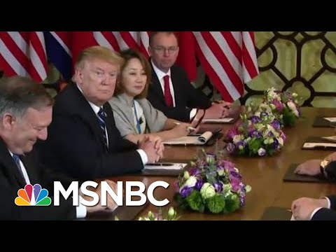 White House: 'No Agreement Reached' Between President Donald Trump And Kim Jong Un | MSNBC