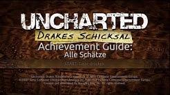 Achievement Guide: Uncharted Drake's Schicksal - Alle Schätze