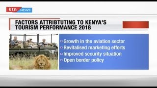 Kenya's tourism performance for 2018 sees substantial improvement