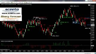 Sierra Chart daily Report 13th August Forex Euro USD 6E Futures