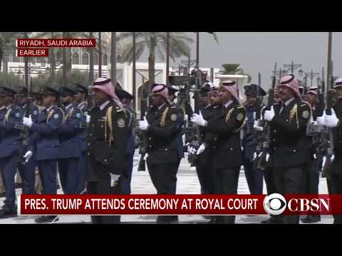 Saudi Royal Orchestra DESTROYS American anthem